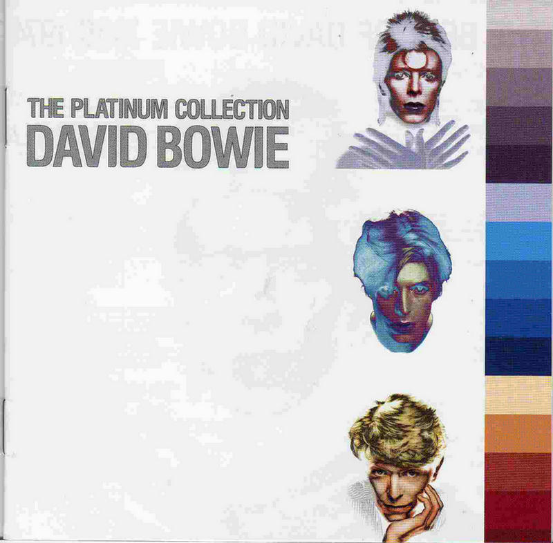 David Bowie - The Platinum Collection 1980-1987
